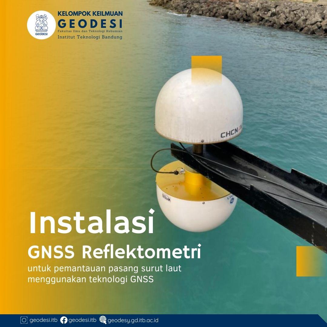 GNSS reflektometri